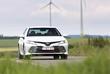 Toyota Camry : Généreuse et efficiente