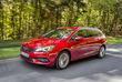 Opel Astra 2020 : À jour