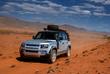 Land Rover Defender : dans le bain