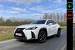 Lexus UX 250h: avantages et inconvénients