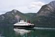 De ferry, meestal onvermijdelijk in Noorwegen #2