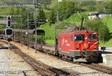 Spoorwegvervoer in Zwitserland: tunnels en bergpassen #3