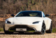 Aston Martin Vantage Coupe aut.