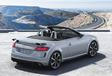 Audi TT Roadster 40 TFSI S line S tronic