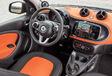 Smart Forfour Elektromotor 60kW Comfort