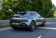Aston Martin DBX: ridder of mis #12