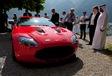 Aston Martin V12 Zagato en production #1