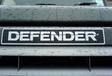 Land Rover Defender: c'est vraiment fini ! #1