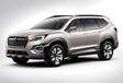 Subaru Viziv-7 SUV is voorloper cross-over met zeven zitplaatsen #1