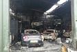 Incendie : adieux Nissan GT-R