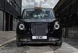 Londense taxi ruilt diesel voor elektriciteit #1