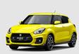 Nieuwe Suzuki Swift Sport krijgt turbo
