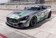 Net voor 24 Uur van Spa: Mercedes onthult zijn AMG GT4