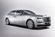 Rolls-Royce Phantom : aluminium et galerie d'art #2