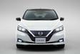 Nissan Leaf : la barre des 300 km #9