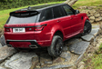 VIDÉO - Range Rover Sport 2018 : SVR plus puissant et bracelet-clé #2