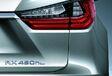Lexus RX: lange versie met 7 plaatsen #1