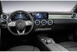 Mercedes : L'habitacle de la Classe A 2018 dévoilé #1