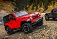 Jeep Wrangler 2018 : premier pas vers l'hybridation #1