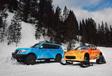 Natuurlijk kan je op skivakantie met een Nissan 370Z Cabrio #4