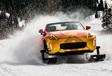 Natuurlijk kan je op skivakantie met een Nissan 370Z Cabrio #3