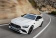 GimsSwiss - Mercedes-AMG GT 4 portes : la Porsche Panamera comme cible #6