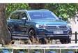 Volkswagen Touareg : les premières images en vidéo #2
