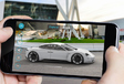 Porsche Mission E in augmented reality te ontdekken