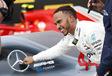 Lewis Hamilton verlengt zijn Mercedes-contract met twee jaar