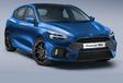 Images virtuelles de la Ford Focus RS  #1