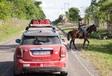Mini trekt met 3 Countrymans naar de Panamericana