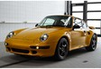 VIDÉO - Pebble Beach 2018 – Porsche Project Gold : superbe Restomod de la 993 Turbo S #1