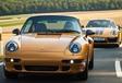 VIDÉO - Pebble Beach 2018 – Porsche Project Gold : superbe Restomod de la 993 Turbo S #12