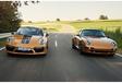 VIDÉO - Pebble Beach 2018 – Porsche Project Gold : superbe Restomod de la 993 Turbo S #13