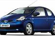 Toyota Aygo Blue #2