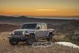 Jeep Wrangler met laadbak is… Gladiator!