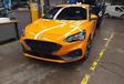 Ford Focus ST lekt op het internet