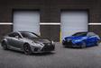 Lexus RCF : plus méchante avec le pack GT #1