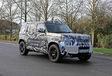 Land Rover Defender 2020 : son habitacle en fuite