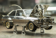 Koop eens een gouden Ford Escort voor het goede doel #19
