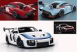 Porsche zet nieuwe 935 Clubsport in heerlijke retrokleuren - fotospecial