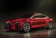 Concept 4 gaat nieuwe BMW 4 Reeks vooraf #2