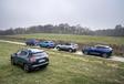 Les SUV responsables désignés de la hausse du CO2