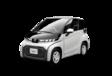 Toyota Ultra-compact BEV: mini elektrische stadswagen voor 2020