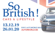 So British : les voitures britanniques à Autoworld #1