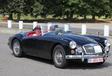 So British : les voitures britanniques à Autoworld #6