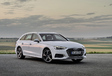 Audi A4 & A5 facelift : en mode CNG avec les G-tron  #4