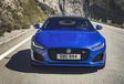 Jaguar F-Type : pas de V6 ni de boîte manuelle #2