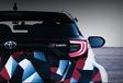 Toyota teast rallykanon GR Yaris