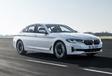 BMW Série 5 : technologique et hybride #13